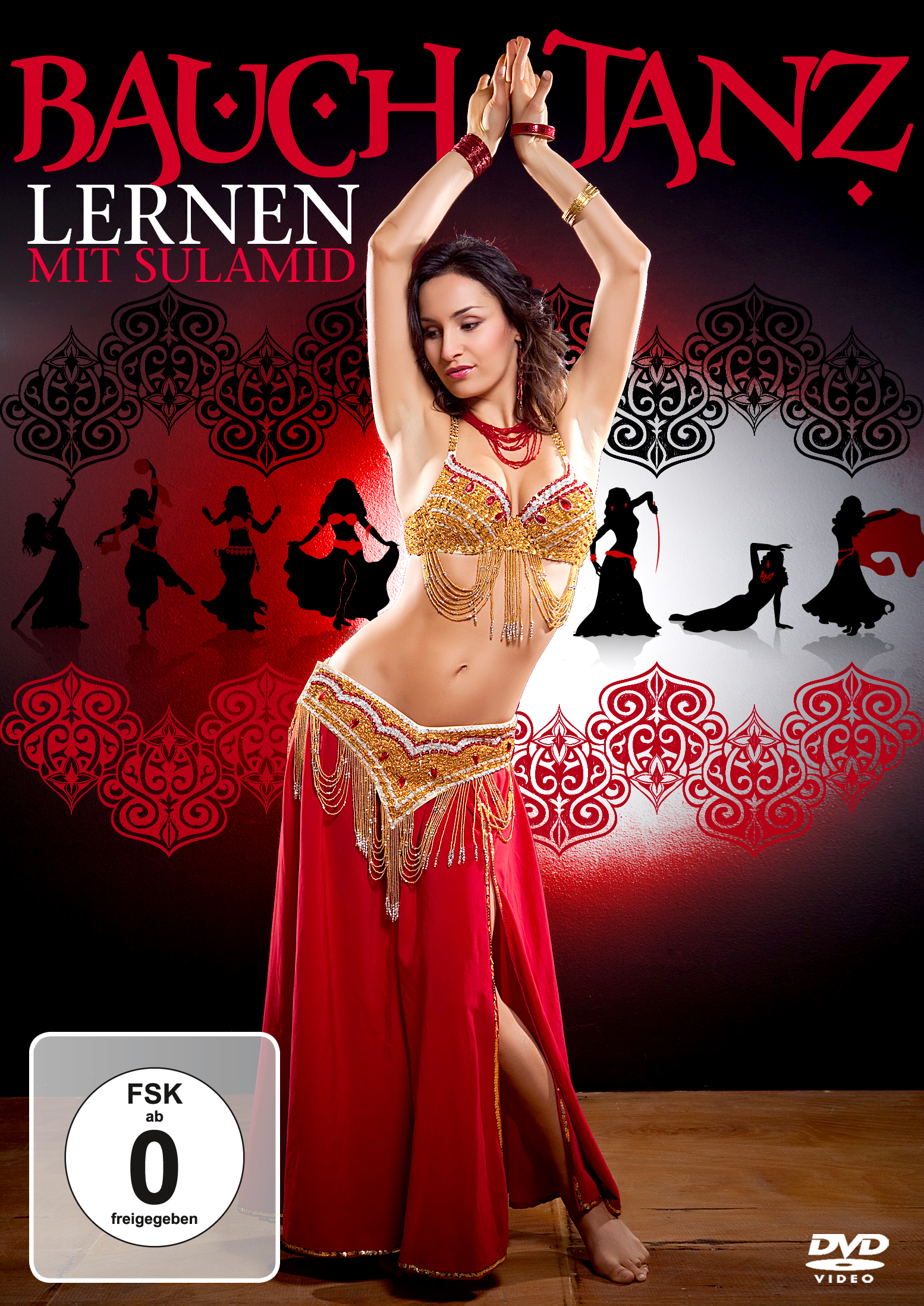how to learn belly dance movements