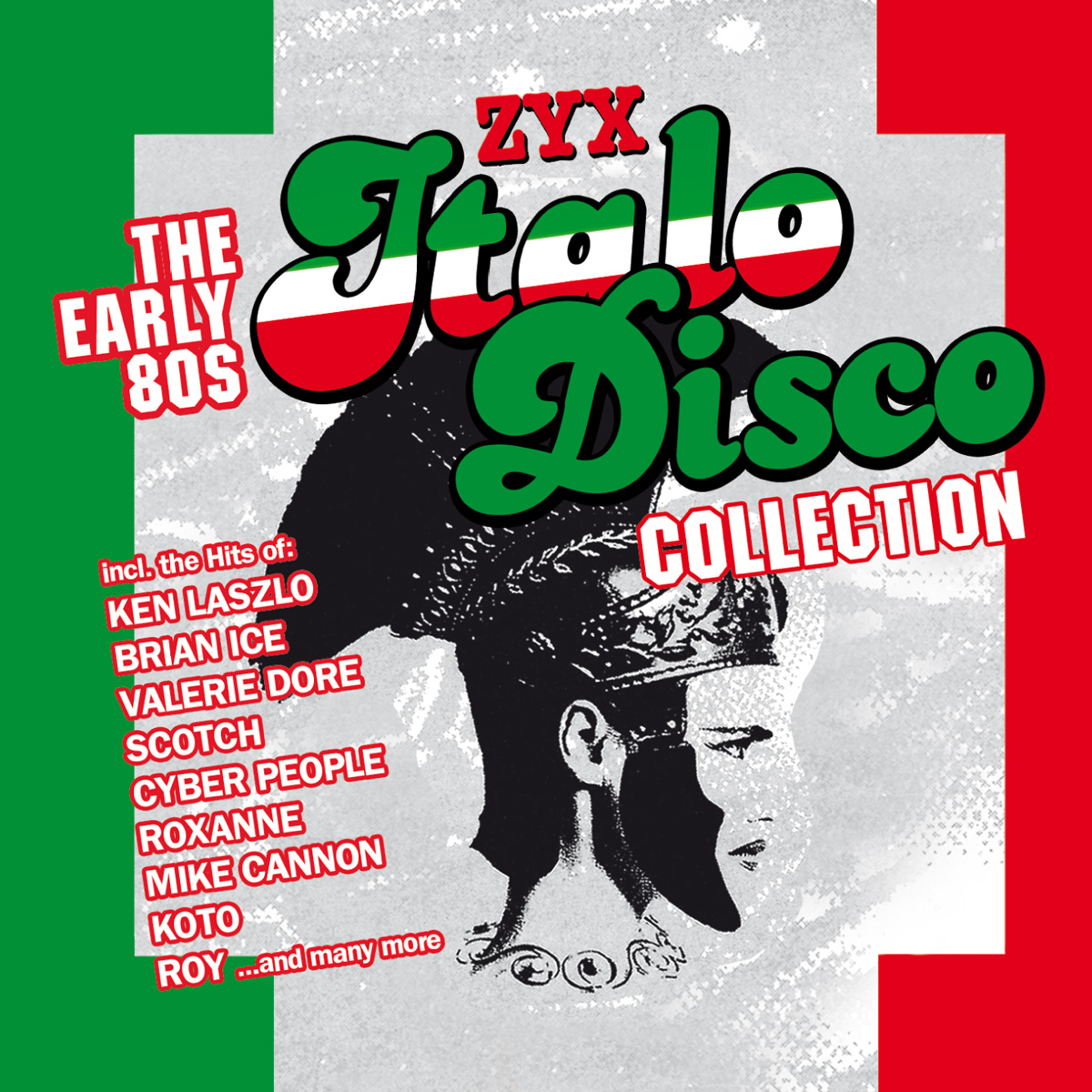 Details about CD Zyx Italo Disco Collection the Early 80s by Various  Artists 3 Cds