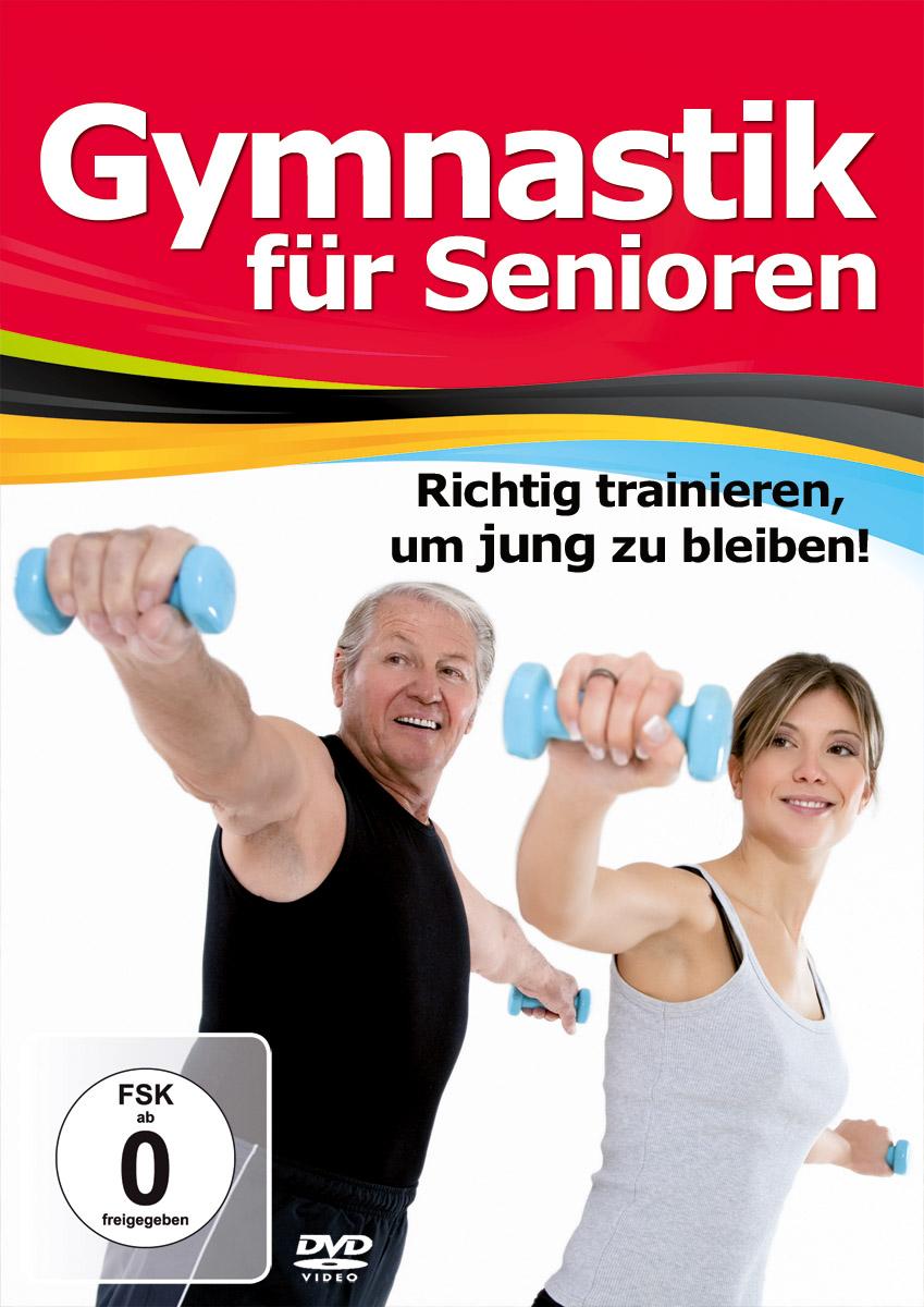 dvd gymnastik f r senioren fitness das richtig trainieren. Black Bedroom Furniture Sets. Home Design Ideas